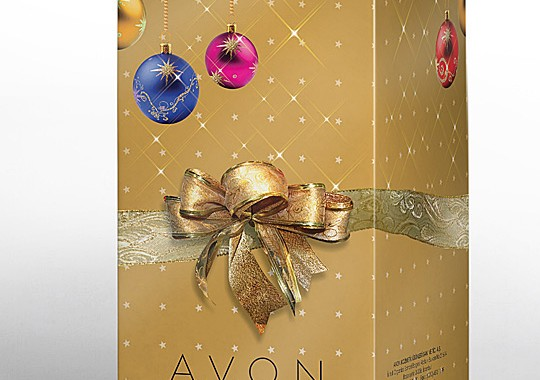 Avon New Year Box Designs