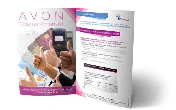 Avon Flayer Design