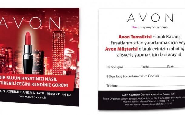 Avon Flayer Design