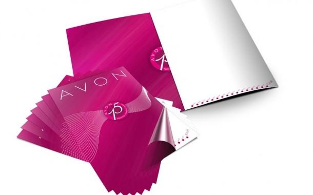 Avon Folder Design