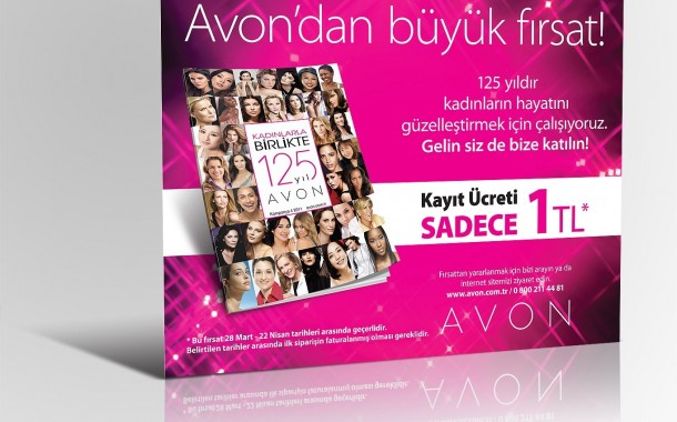 Avon Newspaper Ads