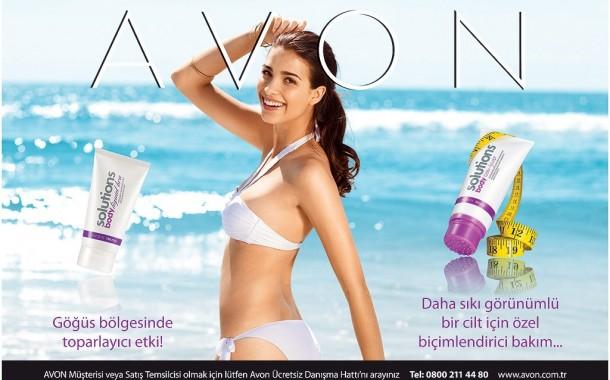 Avon Poster Design