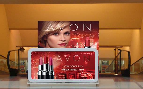 Avon Stand Visuals Design