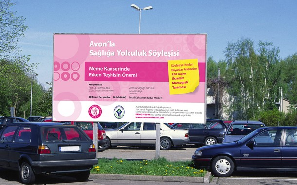 Avon Billboard Design