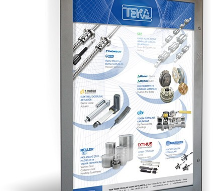 Teka Poster & Advertorial