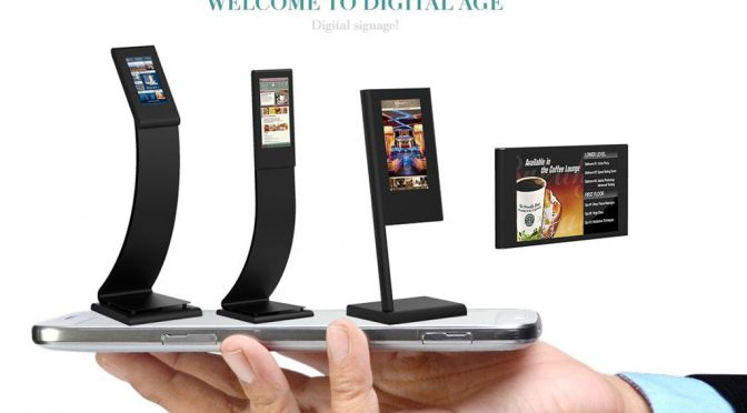 MT Digital Signage